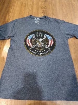 美國購回 OMIT 美國老鷹 短袖圓領上衣