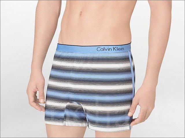官網 Calvin Klein Micro Trunk CK內著卡文克萊滑順舒適彈力四角褲平口褲 L號 愛Coach包包