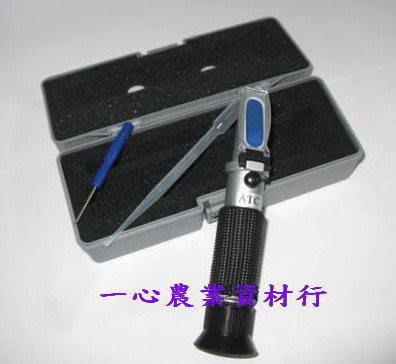 [樂農農] 贈10cc量杯 0~32% 糖度計 糖量儀/甜度計 自動溫度補償型 折光儀 手持式糖度儀 高精度
