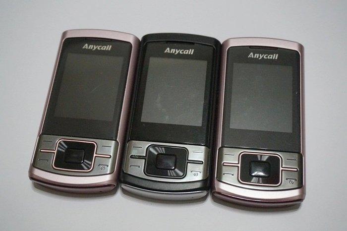 ☆手機寶藏點☆Samsung  c3050c 滑蓋式手機《附電池+全新旅充或萬用充》功能正常 歡迎貨到付款 pp368