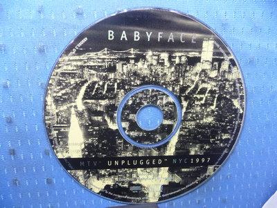 [無殼光碟]KH  Babyface  MTV Unplugged NYC 1997