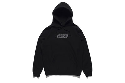 "[ LAB Taipei ] BOOK WORKS "" RECORD LOGO HOODY """