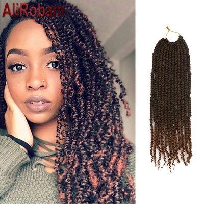SUNNY雜貨-AliRobam Spring Twist Braiding Hair Crochet Braids臟辮鉤針發#假髮#臟辮