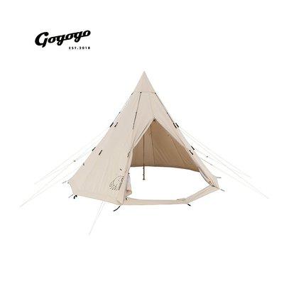 Alfheim 12.6 Nordisk 白熊印第安戶外紗門野露營防水帳篷|Gogogo