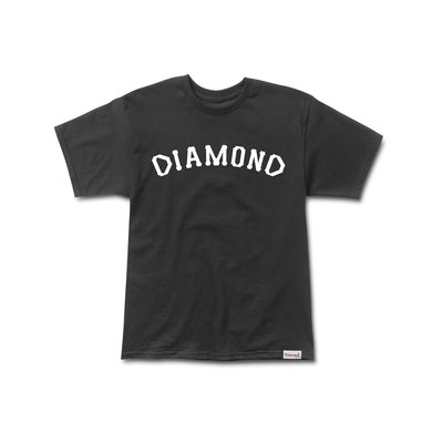[WESTYLE] Diamond Supply Co Dugout 98 Tee 短T 黑