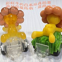 彩色+透明版 二款 日版 Mister Donut 波堤獅 公仔 阿Q車 迴力車 TAKARATOMY CHORO-Q