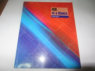原文書*ECG at a Glance (At a Glance) Paperback  ISBN:978063205