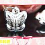 【EW】S925純銀DIY材料配件/ 可愛亮面幸福小...
