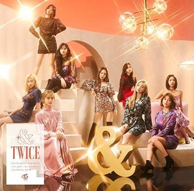 代訂 通常盤 TWICE 周子瑜 Momo Sana &TWICE JAPAN 2nd ALBUM CD