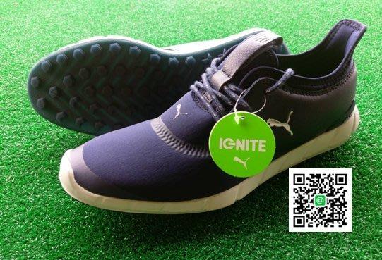 (出清折扣)PumaGolf 休閒鞋  高爾夫 輕鬆好著 提供更良好的抓地力