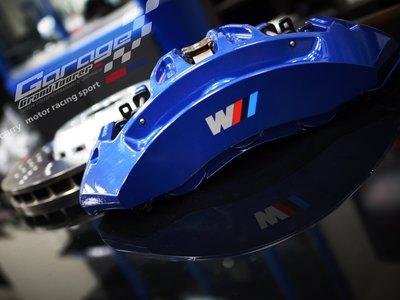 德朋國際/ BMW M5原廠 Performance 新款輕量化卡鉗 6Piston