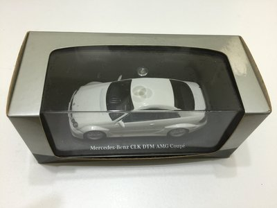 Kyosho Benz CLK DTM AMG Coupe 白