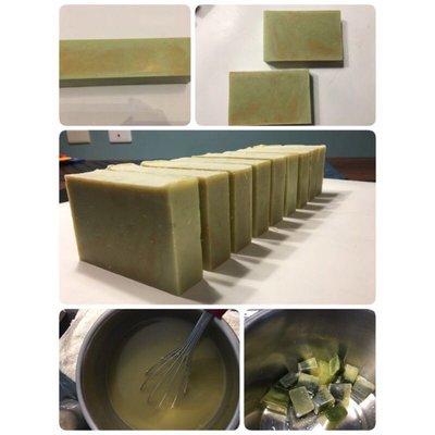 [CIAOMA SOAP]  左手香手工皂材料包  #手工皂代製#母乳皂代製