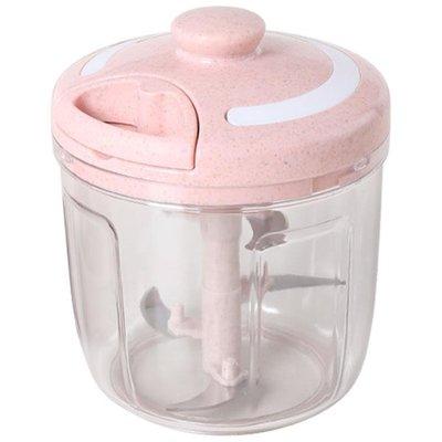 佐優多功能切菜器絞菜機手動餃子餡攪拌碎菜機家用蒜泥器廚房神器 igo