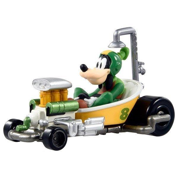 ☆天才老爸☆→【TOMICA 多美小汽車】Disney 迪士尼 米奇妙妙車隊-高飛小車 MRR-03 DS11991