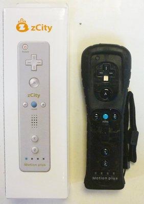 Wii / WII U 周邊 控制器 單 右 手把 把手 黑色/白色 副廠(全新盒裝商品)【台中大眾電玩】