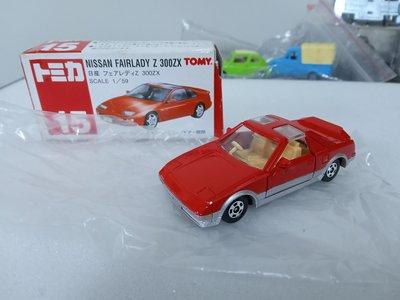 (多美小車)早期紅標 Tomica / Tomy NO.24 Toyota MR 2(A362)