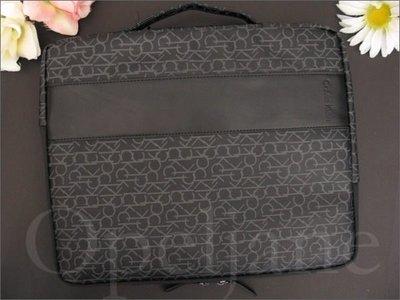 美國真品 CK Calvin Klein 卡文克萊手提電腦NB電腦保護套手提袋包 免運費 愛Coach包包