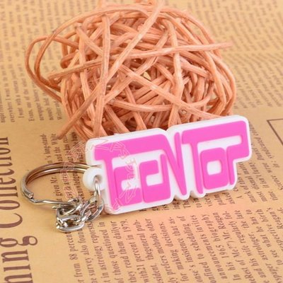 現貨出清特價👍韓國TEENTOP 造型鑰匙圈 鎖圈E427-D【玩之內】