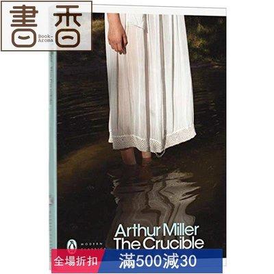 【中圖原版】塞勒姆的女巫煉獄英文小說 The Crucible 英文版書籍激情年代阿瑟米勒 Arthur Miller正版進口英語書英文 小說 書籍【書香雅苑】
