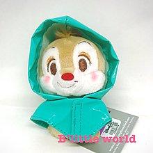 *B Little World * [現貨] 香港迪士尼園區限定/松鼠蒂蒂雨衣吊飾/東京連線