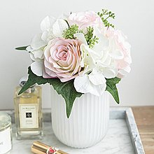〖洋碼頭〗ins北歐簡約透明玻璃花瓶擺件創意家居客廳餐桌水培插花花器擺設 bhm247