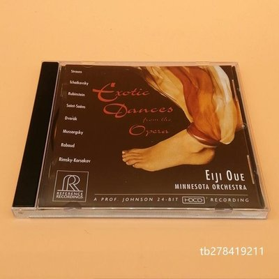 舞迷心竅 RR 大植英次 Exotic Dances Minnesota Orchestra CD