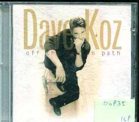 *愛樂二館* DAVE KOZ / OFF THE BEATEN PATH 二手 D0935
