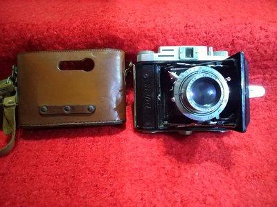 DORIS 古董蛇腹底片相機