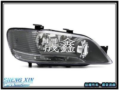 《晟鑫》全新 菱帥 LANCER VIRAGE IO 2001~2003年 黑框 三菱 大燈 一單價格 也有晶鑽款式