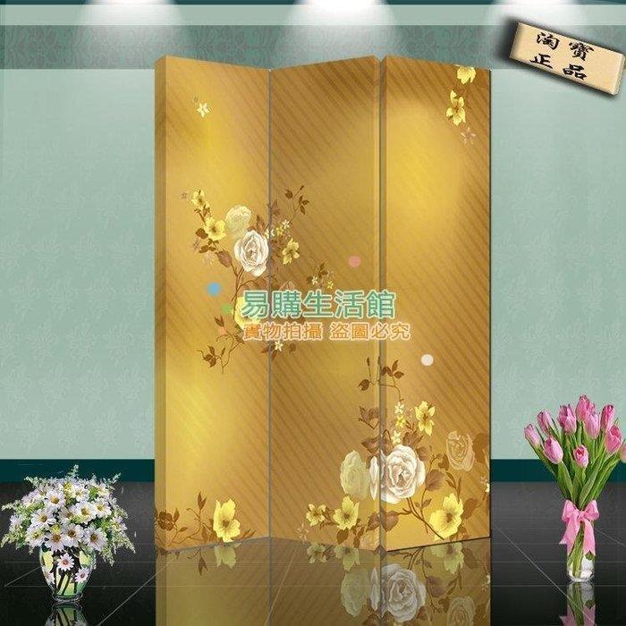 中式時尚家具 屏風隔斷時尚 折屏酒店現代風格209【單扇防水】