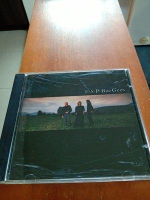 BEE GEES 比吉斯合唱團 E.S.P 超感應能力 cd