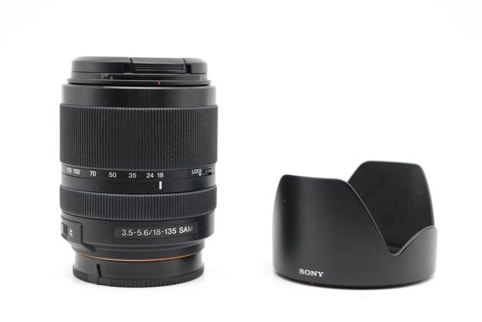 【高雄青蘋果3C】Sony DT 18-135MM F3.5-5.6 SAM A-MOUNT 二手鏡頭 #47492