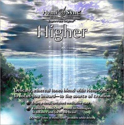 [心靈之音] 覺知境地 Higher-美國孟羅Hemi-Sync雙腦同步CD經典系列-美國進口原裝新品
