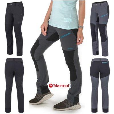 【Marmot總代理】Ws Limantour 女款防曬彈性軟殼長褲 型號:47980