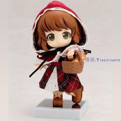 漫遊 Cu-poche 童話Little Red Riding Hood 小紅帽布衣可動 港版