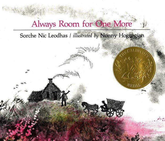 *小貝比的家*ALWAYS ROOM FOR ONE MORE/平裝/7~12歲/美國凱迪克金牌獎