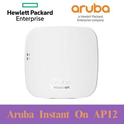 Aruba Instant On AP12 室內型 AC1600 Mesh 無線網路 WIFI分享器 HP R2X01A