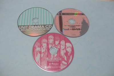 紫色小館79-3--------STRISH  手塚國光  UNIT DRAMA CD