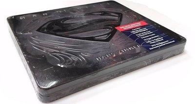 美版全新2CD~電影原聲帶《 超人:鋼鐵英雄》進口雙碟鐵盒版 Man of Steel~Hans Zimmer
