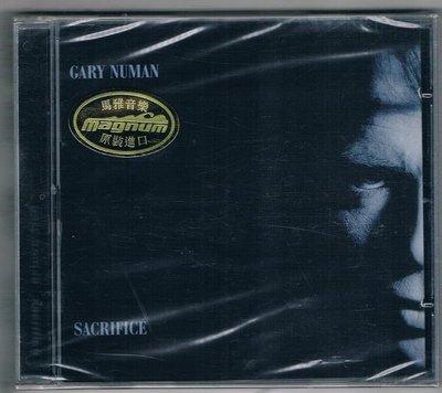 [鑫隆音樂]西洋CD-蓋瑞紐曼 Gary Numan :SACRIFICE / 原裝進口版{5034504307629} /全新