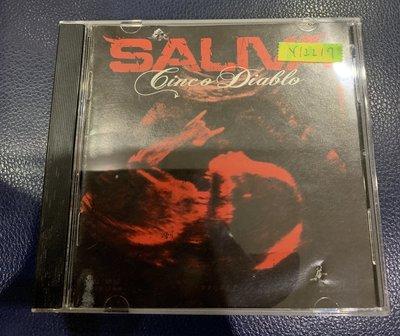 *還有唱片行*SALIVA 二手 Y12217 (封面底破)