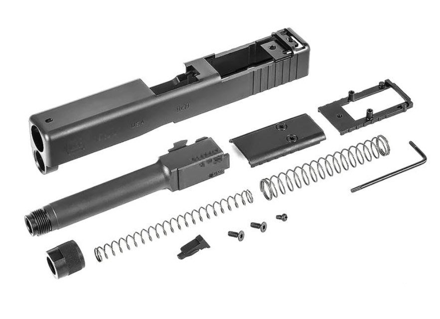 IDCF|TASK FORCE - Mk27 Mod2樣式鋼製套件組(VFC G19 Gen4專用) TF-MK27M2