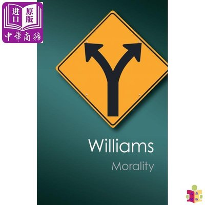 [文閲原版]Morality: An Introduction to Ethics 英文原版 道德 Bernard Williams