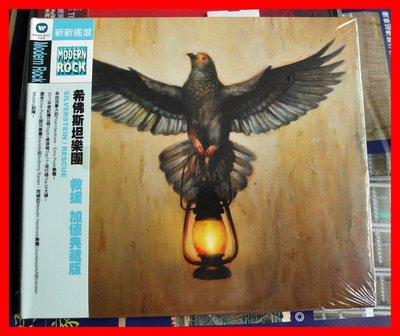◎2012全新CD未拆!搖滾團體-希佛斯坦樂團-Silverstein-救援-加值典藏版-RESCUE-等18首流行好歌