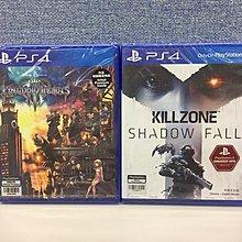 全新 中文版 PS4 Kingdom Hearts III 王國之心 3 行貨 日文語音 Killzone Shadow Fall Kill Zone