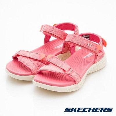 SKECHERS (女) 涼鞋ON-THE-GO-600 15315PNK【C202-3】-最後出清價:990元