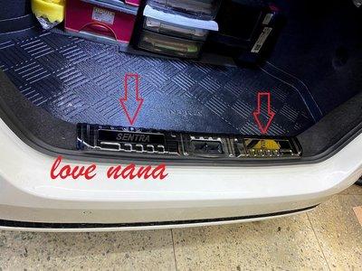 [[娜娜汽車]] 日產 2020 SENTRA B18 專用 後護板 內側後護板 黑鈦款