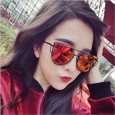 墨鏡 新款太陽鏡 潮人個性墨鏡 韓版太陽眼 時尚男女士太陽鏡爆款【 全店免運】 現貨