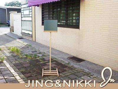 黑板/白板【客製化黑板】磁性黑板 木框黑板 雙面黑板 大黑板 小黑板 造型白板 直立式白板 A字板*JING&NIKKI
